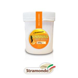 gelato-ananas