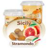 Sicily 80 (mandorla pralinata e tostata con granelle)
